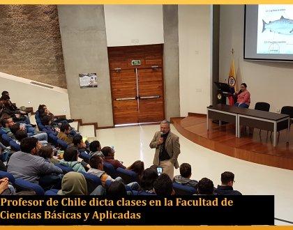 PhD Germán Merino en Universidad Militar Nueva Granada - Agosto 2018
